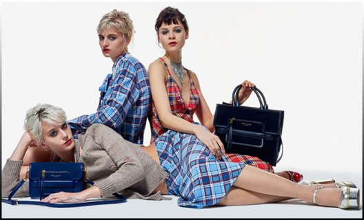 Mark Jacobs Plaids Fashion