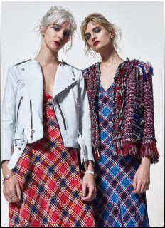 Mark Jacobs Plaids fashion dresses